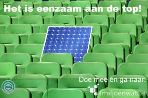 zonne-energie FC Groningen