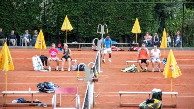 Zonnedak Tennispark Kralingen