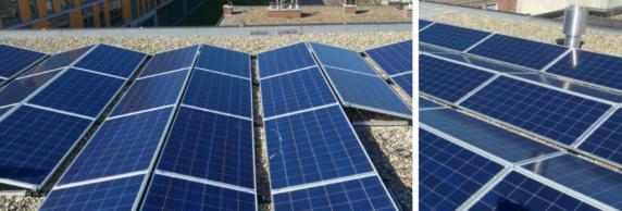 Zonnedak Donk - zonne-energieproject in Breda