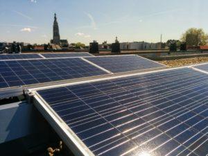 Zonnedak Donk - direct investeren in zonne-energie