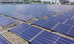 Zonnedak BCS Harderwijk - crowdfunding voor 982 zonnepanelen