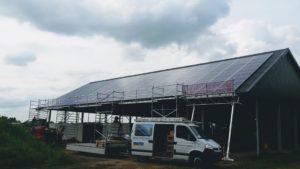 KwatrijnZon - zonnedak via lokale energie cooperatie