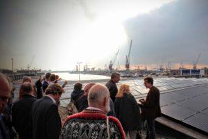 Opening Uit Je Eigen Stad - eigen foto ZonnepanelenDelen